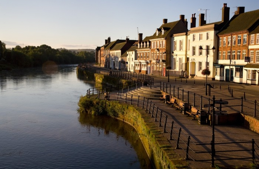 Bewdley - River Severn